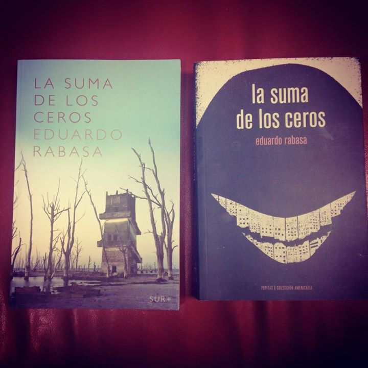 La suma de los ceros (Mexican & Spanish Covers)